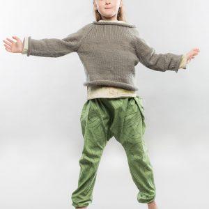 raglan sweater pattern
