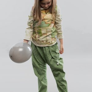 harem trousers sewing pattern