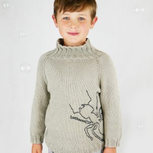 top down sweater knitting pattern for kids