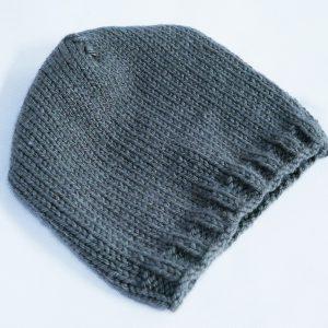childs beanie knitting pattern