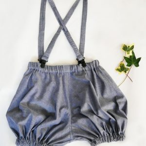 bubble shorts sewing patter for girls