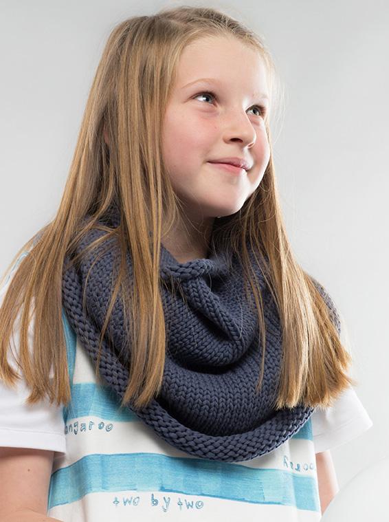 childrens neck warmer knitting pattern