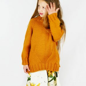 kids skirt and sweater patterns
