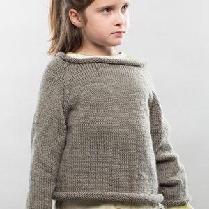 childs raglan sleev sweater pattern