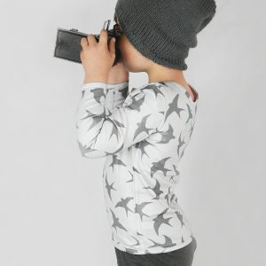 childs beanie hat and t shirt pattern