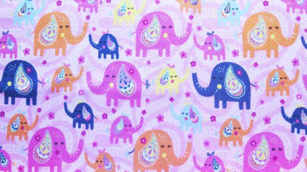 jersey elephant print